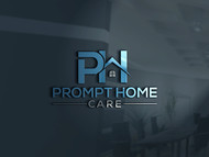 Prompt Home Care Logo - Entry #12