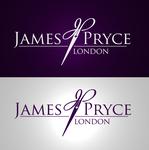James Pryce London Logo - Entry #159