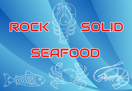 Rock Solid Seafood Logo - Entry #171