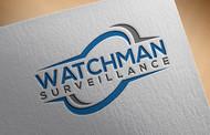 Watchman Surveillance Logo - Entry #190