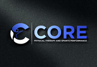 Core Physical Therapy and Sports Performance Logo - Entry #356