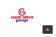 Hard drive garage Logo - Entry #310