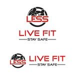 Live Fit Stay Safe Logo - Entry #162
