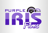 Purple Iris Films Logo - Entry #131