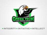 Green Tech High Charter School Logo - Entry #15