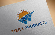 Tier 1 Products Logo - Entry #488