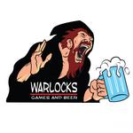 Warlocks Games and Beer Logo - Entry #20