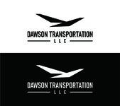 Dawson Transportation LLC. Logo - Entry #61