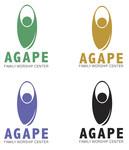 Agape Logo - Entry #110