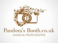 Pandora's Booth Logo - Entry #9