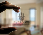 Five Points Construction & Expediting Logo - Entry #15