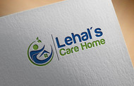 Lehal's Care Home Logo - Entry #135