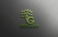 Green Wave Wealth Management Logo - Entry #112