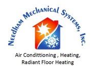 Needham Mechanical Systems,. Inc.  Logo - Entry #25