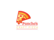 Pancho's Craft Pizza Logo - Entry #83