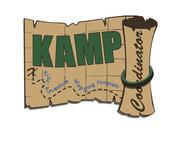 KAMPcoordinator : Kids' Adventure Mapping Program   Logo - Entry #28