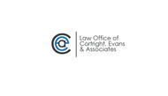 Law Office of Cortright, Evans and Associates Logo - Entry #13