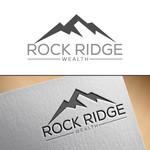 Rock Ridge Wealth Logo - Entry #301