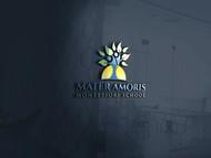 Mater Amoris Montessori School Logo - Entry #407