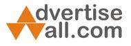 Advertisewall.com Logo - Entry #40