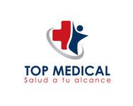Top Medical Logo - Entry #27