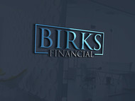Birks Financial Logo - Entry #119