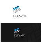 Elevate Marketing Logo - Entry #86
