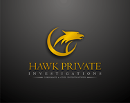 Hawk Private Investigations, Inc. Logo - Entry #87