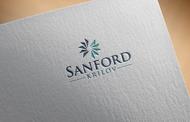 Sanford Krilov Financial       (Sanford is my 1st name & Krilov is my last name) Logo - Entry #159