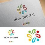 How Digital Logo - Entry #172