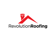 Revolution Roofing Logo - Entry #489