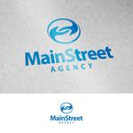 Main Street Agency Logo - Entry #5