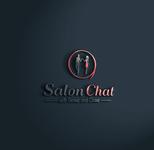 """""""Salon Chat"""" Logo - Entry #45"""