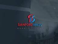 Sanford Krilov Financial       (Sanford is my 1st name & Krilov is my last name) Logo - Entry #375