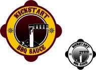 Kickstart BBQ Sauce Logo - Entry #10