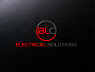 BLC Electrical Solutions Logo - Entry #271