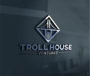 The Troll House Logo - Entry #6