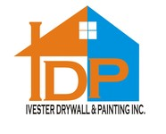 IVESTER DRYWALL & PAINTING, INC. Logo - Entry #108