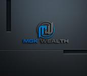 MGK Wealth Logo - Entry #138