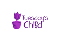 Tuesday's Child Logo - Entry #179