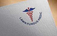 Lawn Fungus Medic Logo - Entry #26