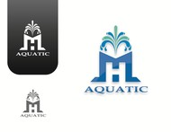 MH Aquatics Logo - Entry #139