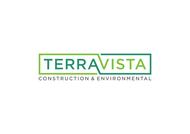 TerraVista Construction & Environmental Logo - Entry #260