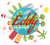 GoGo Eddy Logo - Entry #98