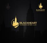 Blackheart Associates LLC Logo - Entry #56
