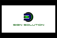 3D Sign Solutions Logo - Entry #37