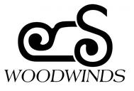 Woodwind repair business logo: R S Woodwinds, llc - Entry #61