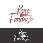Kara Fendryk Makeup Artistry Logo - Entry #177