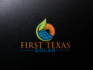 First Texas Solar Logo - Entry #68