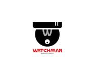 Watchman Surveillance Logo - Entry #301